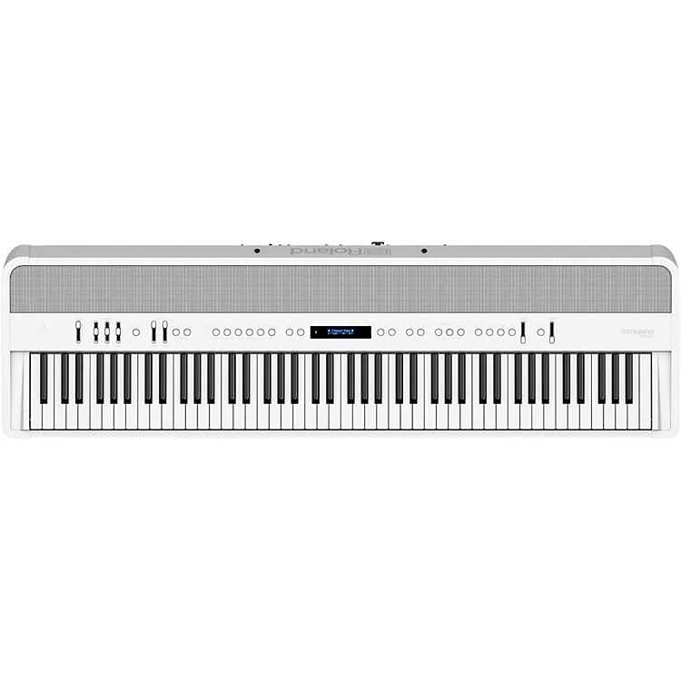 Roland FP-90 Digital Piano White White