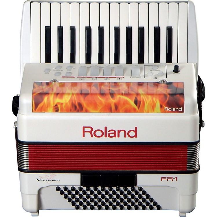 RolandFR-1 V-Accordion Piano or Button Type