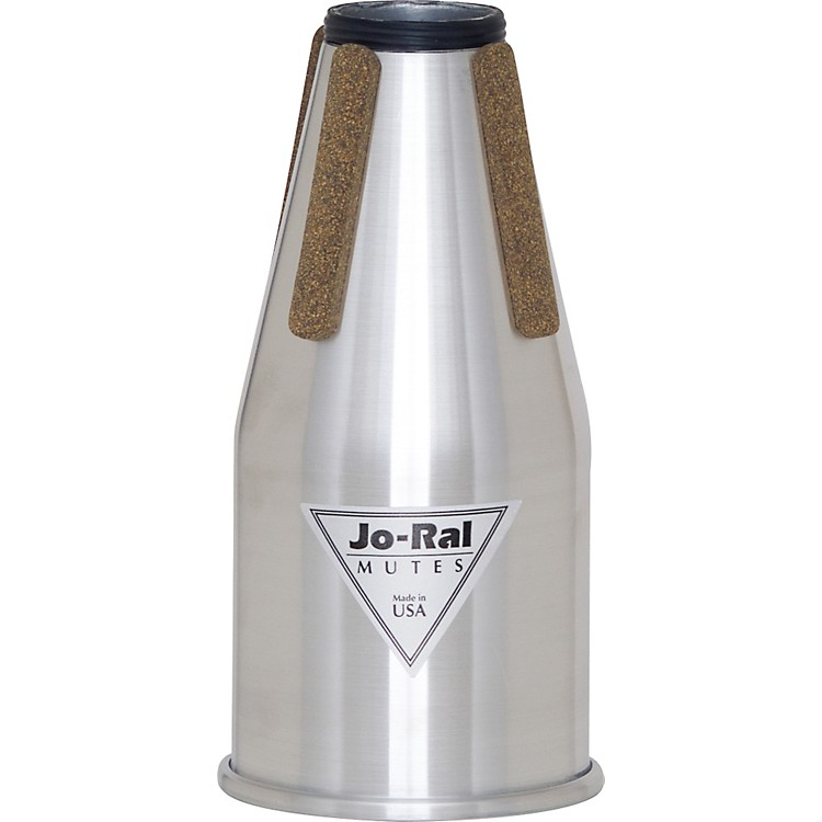 Jo-RalFR-1A Non-Transposing Aluminum French Horn Straight Mute