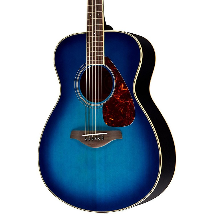 YamahaFS720S Folk Acoustic GuitarColbalt Aqua