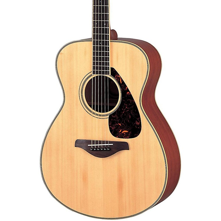 Yamaha FS720S Folk Acoustic Guitar Natural