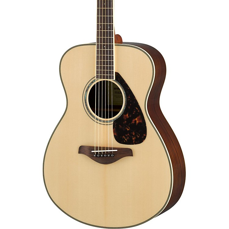 Yamaha FS830 Small Body Acoustic Guitar Natural