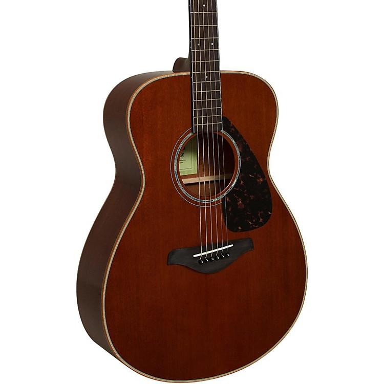 YamahaFS850 Concert Acoustic Guitar