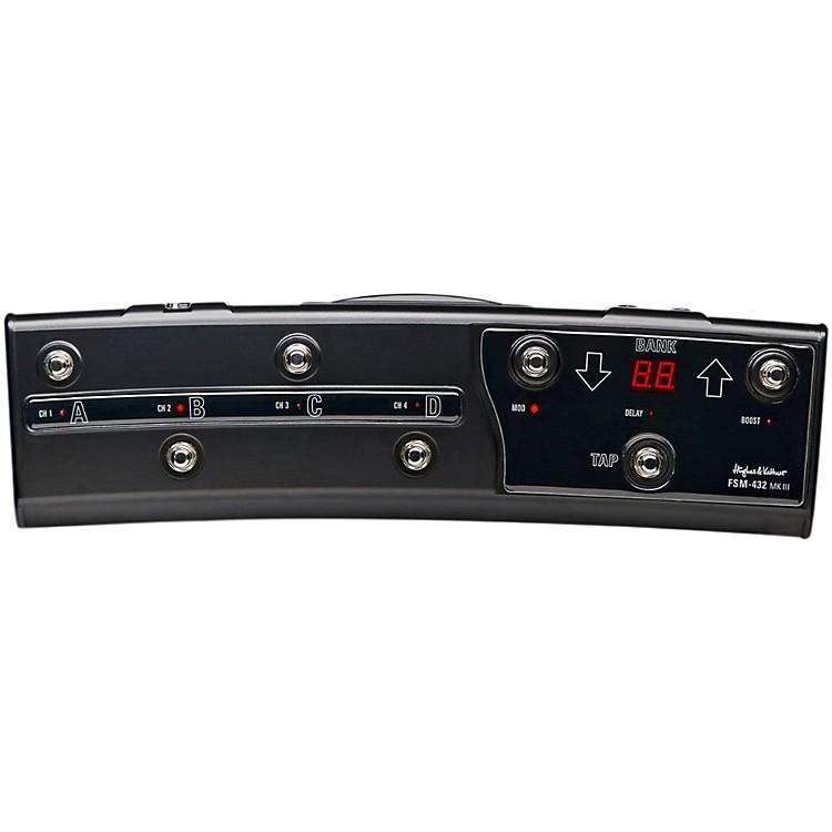 Hughes & KettnerFSM 432 MK III MIDI Footswitch Controller for TubeMeister and GrandMeister