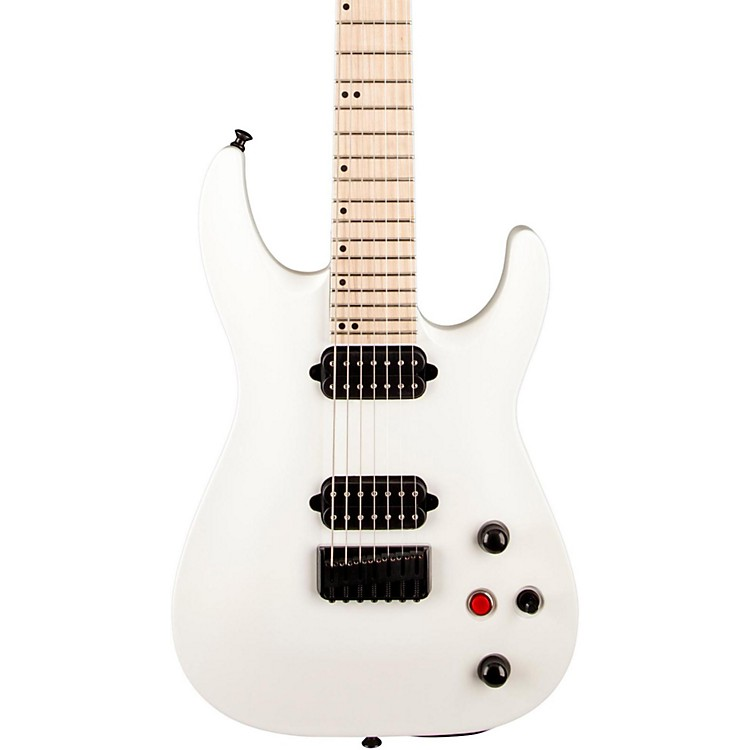 JacksonFSR Pro Series DKA-7 Dinky 7-String Electric GuitarSatin White