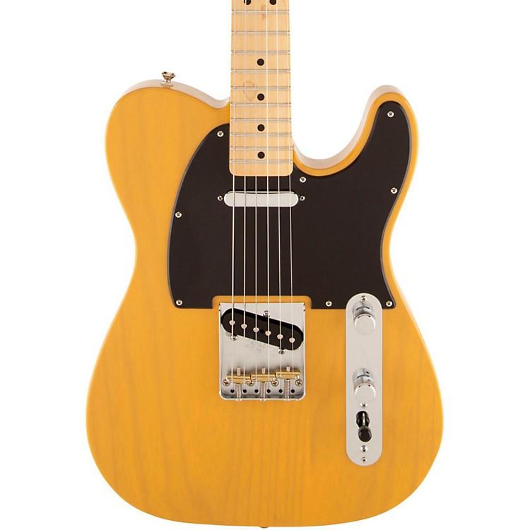 FenderFSR Standard Ash Telecaster Electric GuitarMaple FretboardButterscotch Blonde