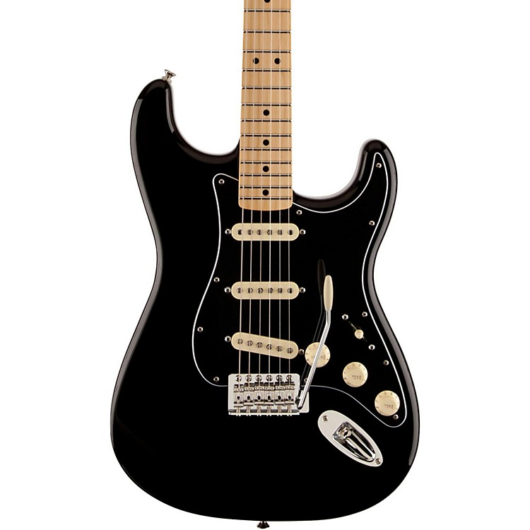 Fender FSR Standard Stratocaster Electric Guitar Black
