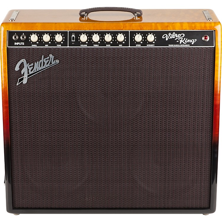 Fender FSR Vibro King Custom Cabinet