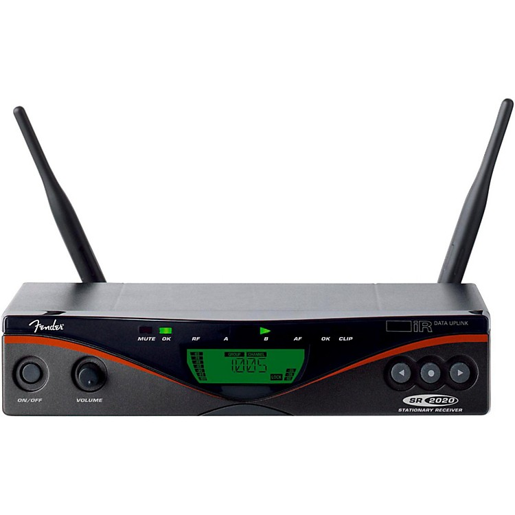 Fender FWG2020 UHF Wireless Instrument System Band 7