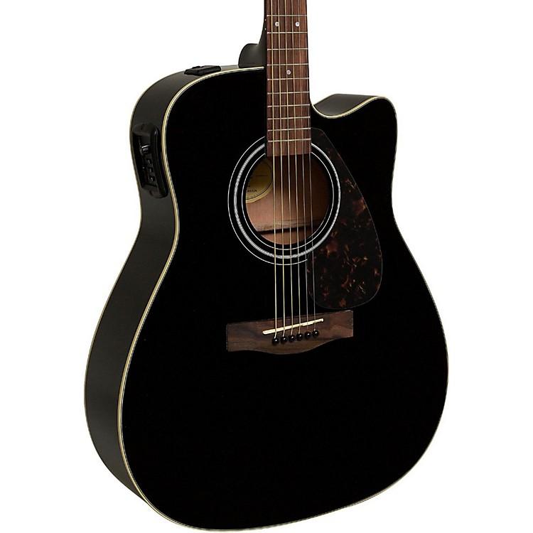 YamahaFX335C Dreadnought Acoustic-Electric GuitarBlack