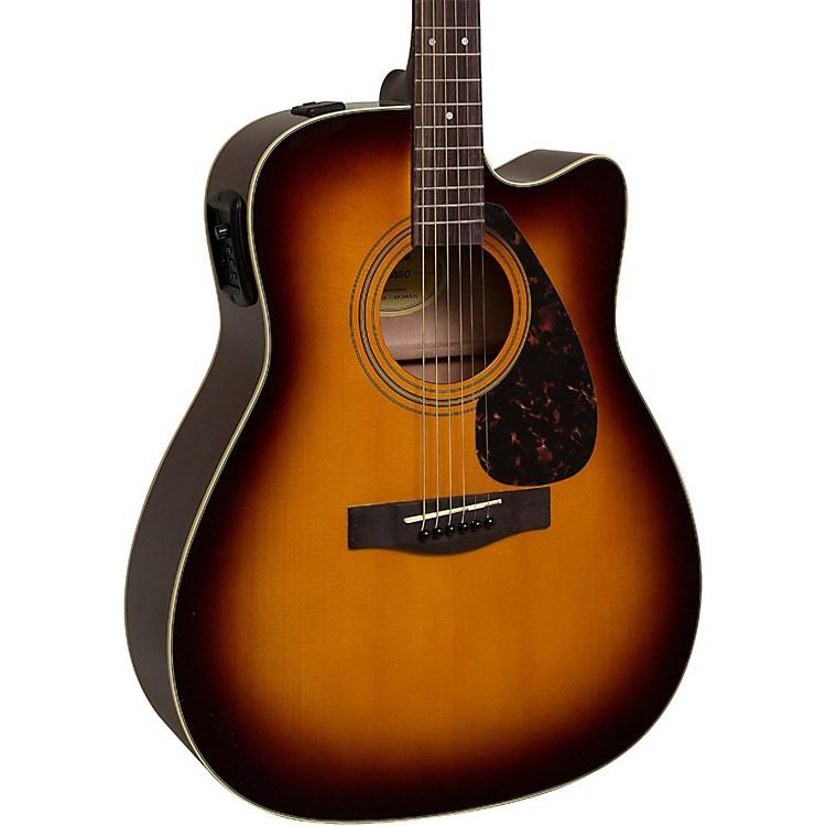YamahaFX335C Dreadnought Acoustic-Electric GuitarTobacco Sunburst