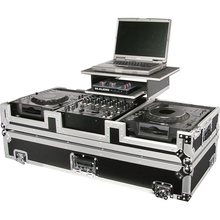 OdysseyFZGS12CDJW Glide Style DJ Coffin Case