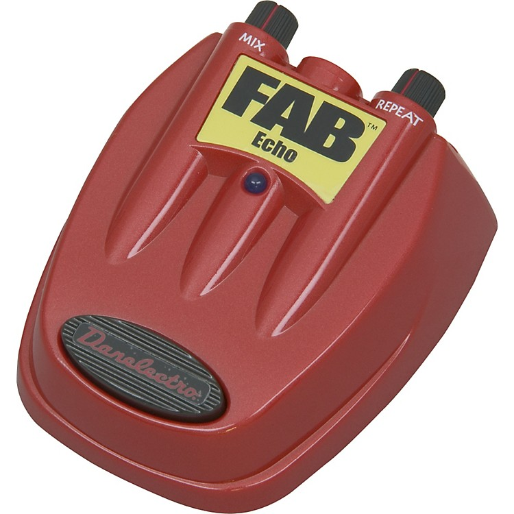Danelectro Fab Echo Guitar Effects Pedal