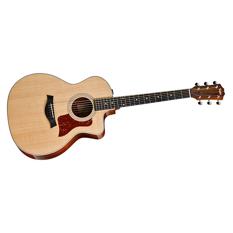 Taylor Fall 2013 Edition 214ce Grand Auditorium Cutaway Acoustic-Electric Guitar