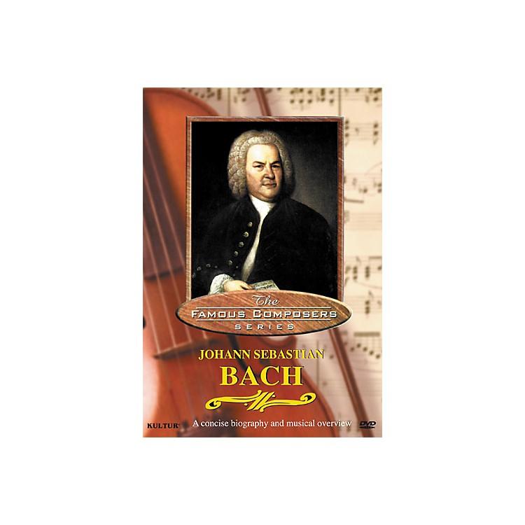 KulturFamous Composers Johann Sebastian Bach DVD