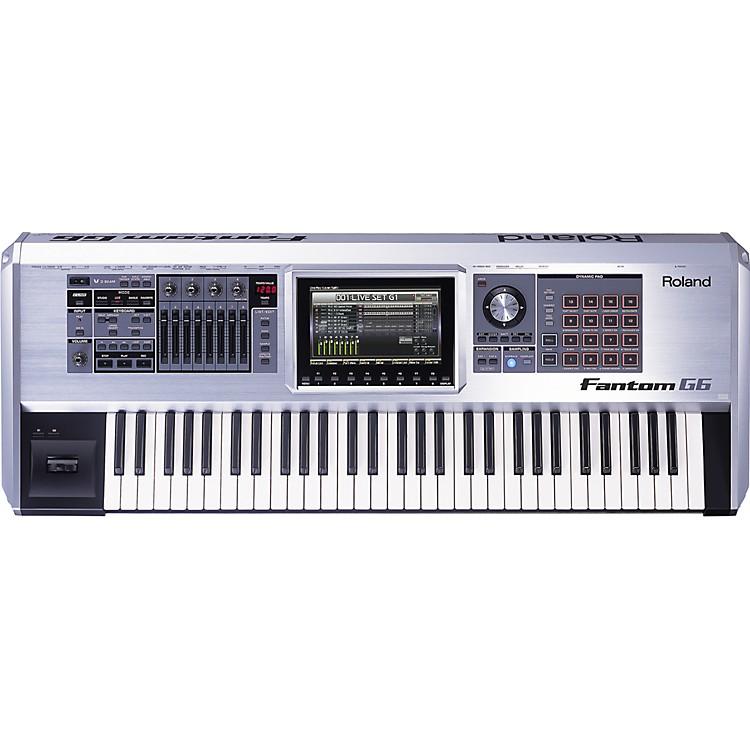 roland fantom g6 workstation keyboard music123. Black Bedroom Furniture Sets. Home Design Ideas