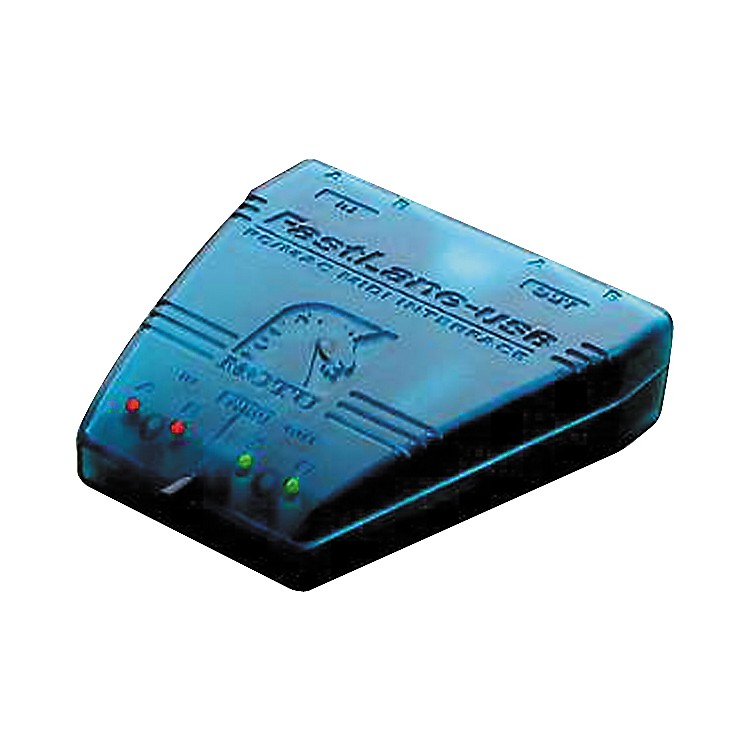 MOTUFast Lane USB MIDI InterfaceHybrid CD Win/Mac
