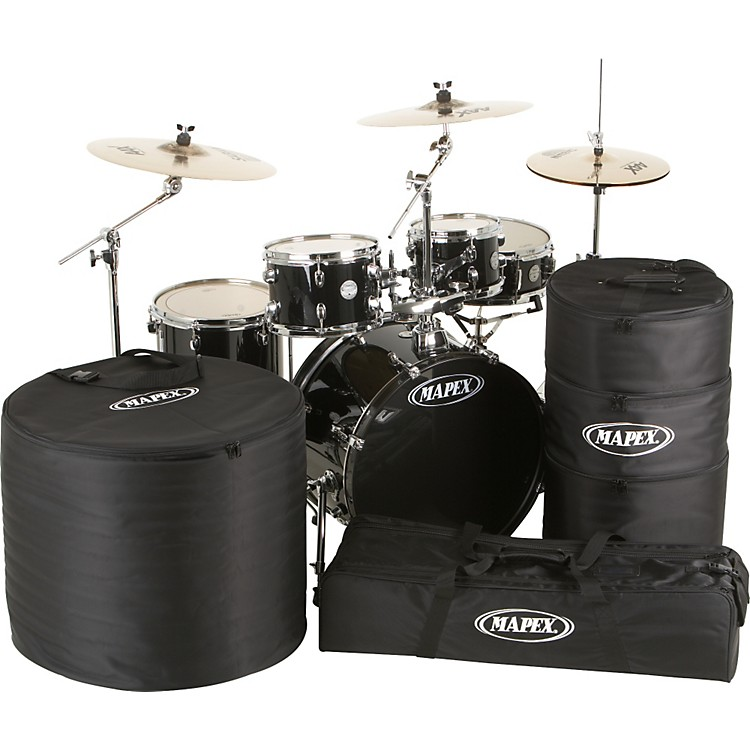 Mapex Fast Track 5-piece Birch Drum Set with Bag