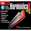 Hal Leonard FastTrack Mini Harmonica Book 1 Book/CD