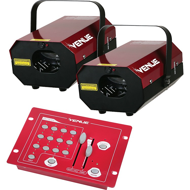 VenueFat Beam Laser Pack