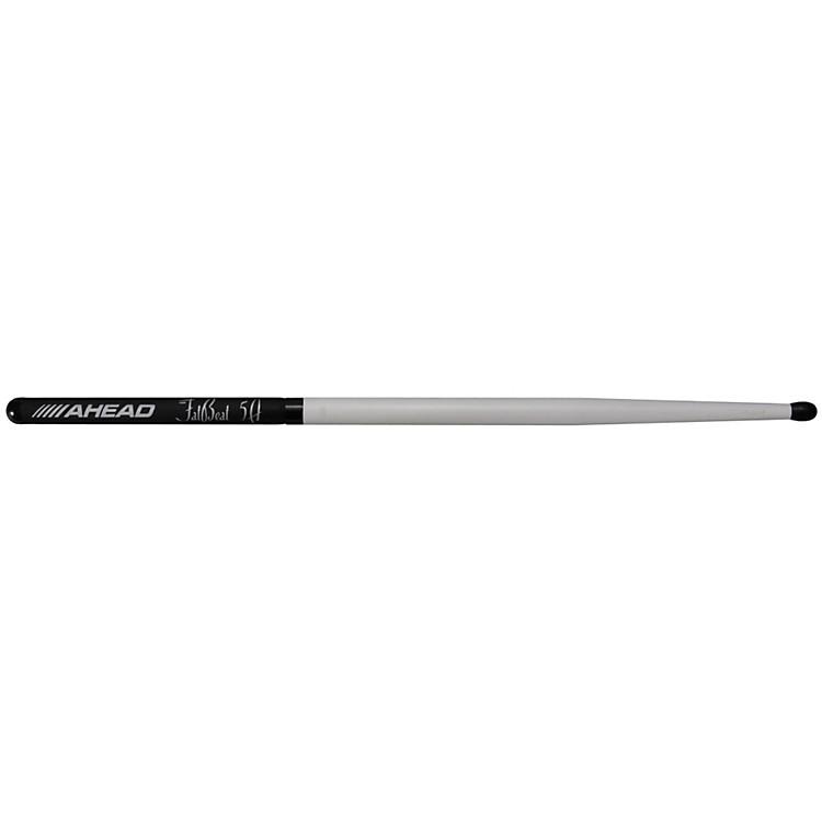 AheadFatBeat Medium Taper Sticks (Pair)Black Tip5A
