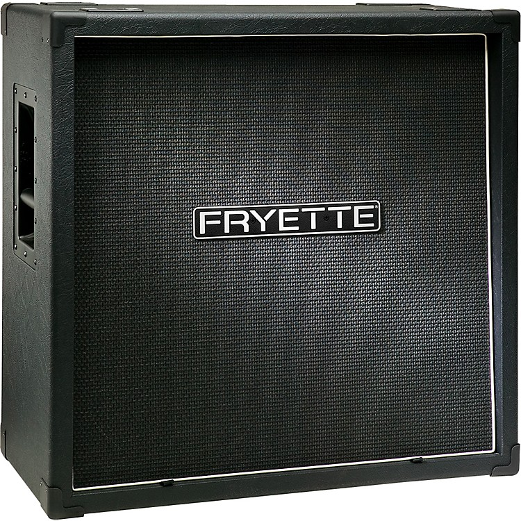 FryetteFatBottom FB412-P50E 200W 4x12 Guitar Speaker Cabinet