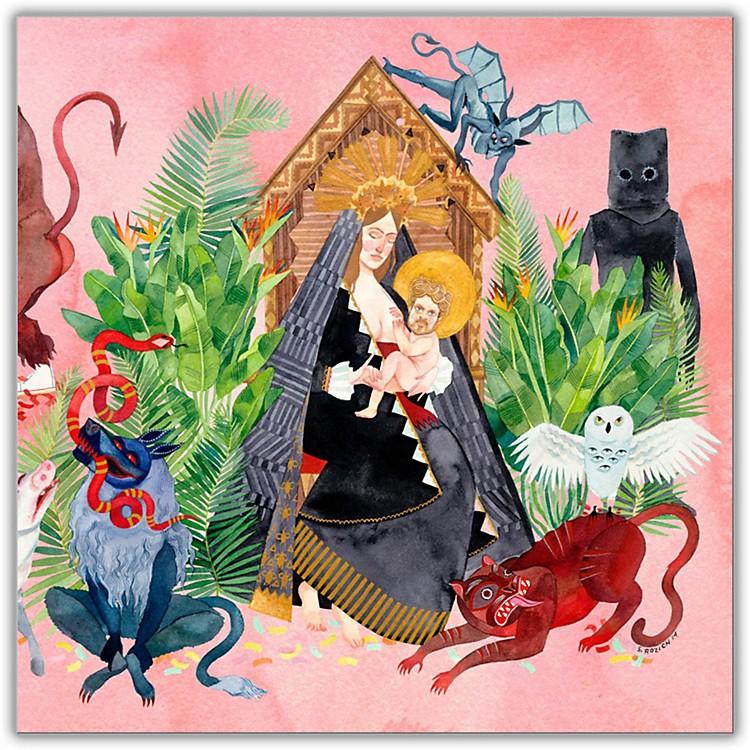 WEAFather John Misty - I Love You, Honeybear Vinyl LP