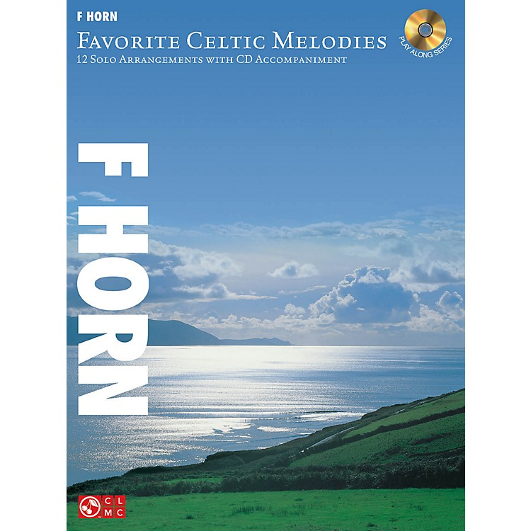 Hal Leonard Favorite Celtic Melodies For