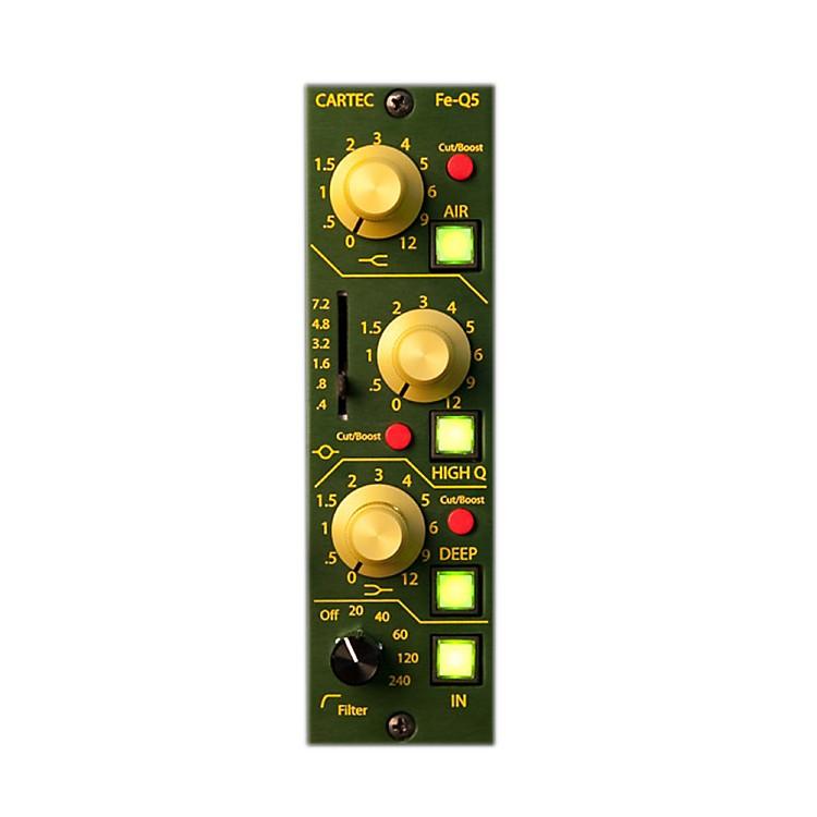 CARTEC AudioFe-Q5 API 500 Series EQ