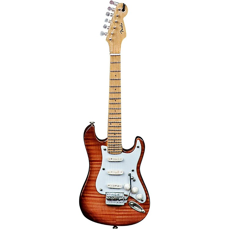 Axe HeavenFender Select '50s Strat - 6 Inch Holiday Ornament