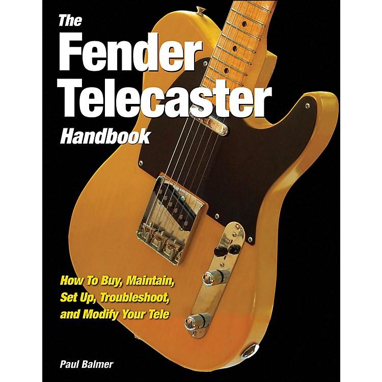 Hal LeonardFender Telecaster Handbook