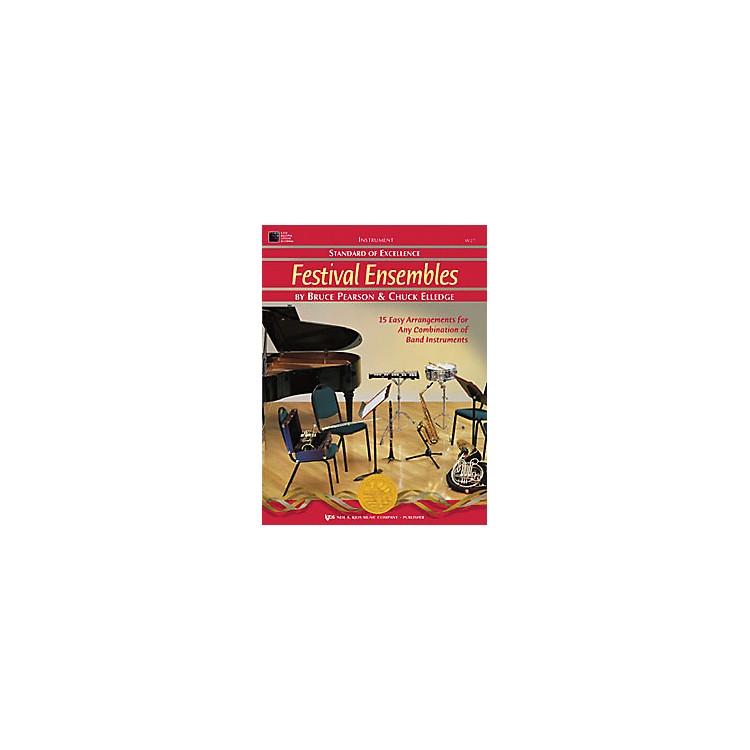 KJOSFestival Ensembles Trumpet/Baritone Tc