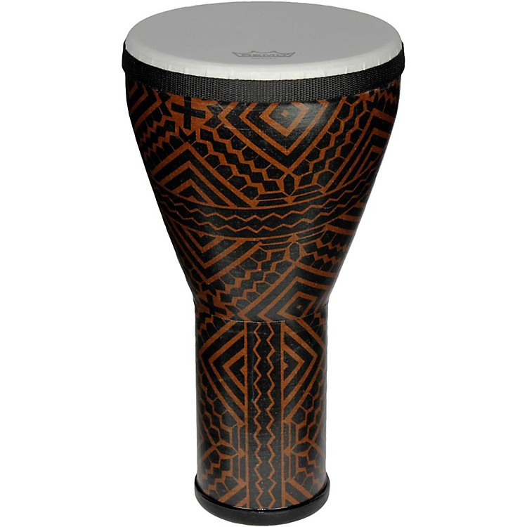 Remo Festival Mini Djembe Mud Cloth 8 in.