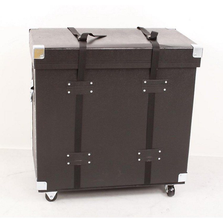 Nomad Fiber Trap Case with Wheels  886830777516