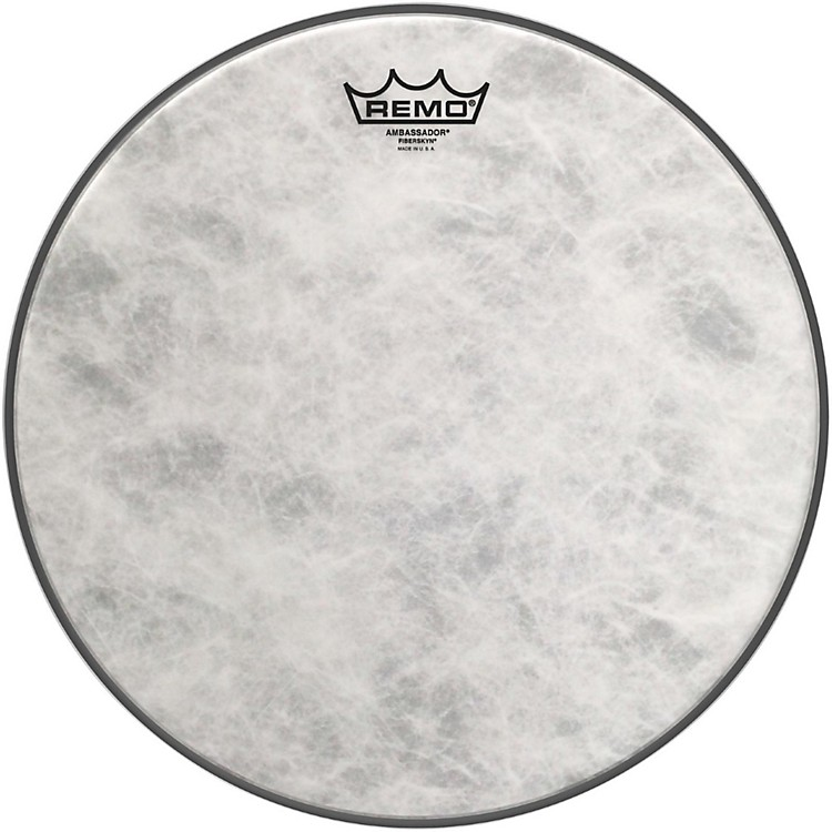 Remo FiberSkyn Ambassador Batter Head  12 in.