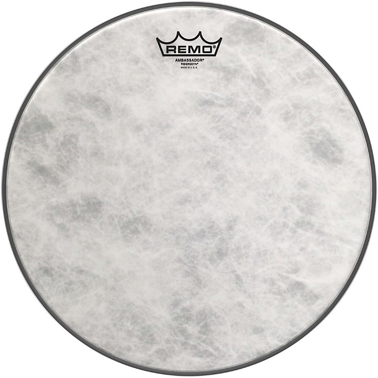 Remo FiberSkyn Ambassador Batter Head  16 in.