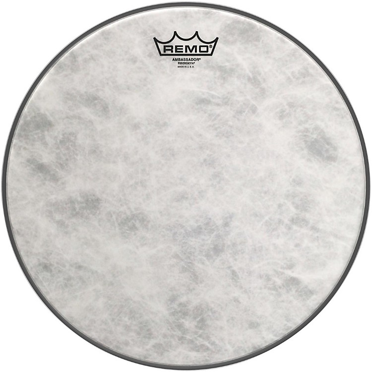 Remo FiberSkyn Ambassador Batter Head  6 in.