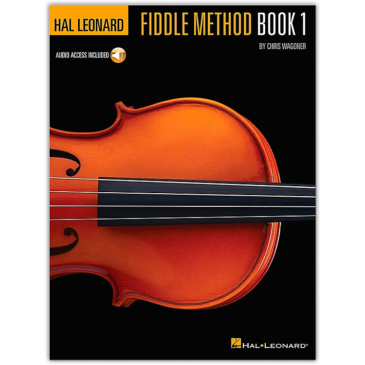 Hal Leonard Fiddle Method Book 1 Book/CD