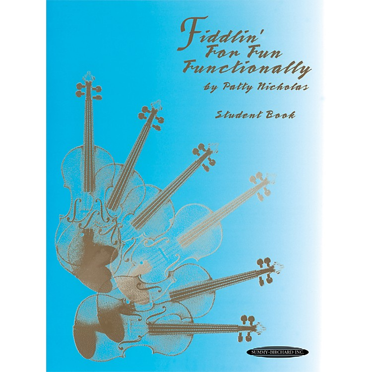 AlfredFiddlin' for Fun Functionality (Student Book)