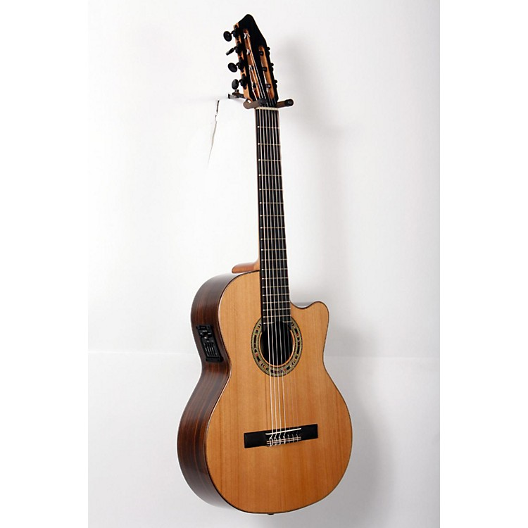 KremonaFiesta CW-7 Classical Electric GuitarGloss Natural888365779980