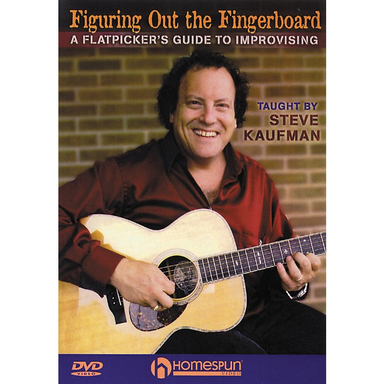 Homespun Figuring Out the Fingerboard (DVD)