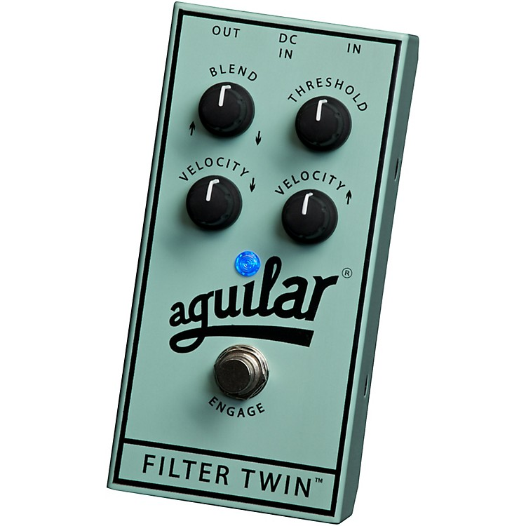 AguilarFilter Twin Bass Effects Pedal