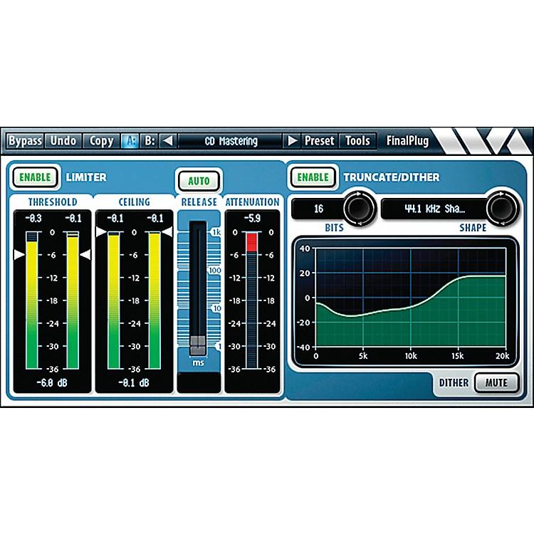 Wave ArtsFinalPlug 5Software Download