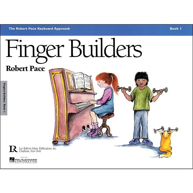 Hal LeonardFinger Builders Book 1 Revised Edition