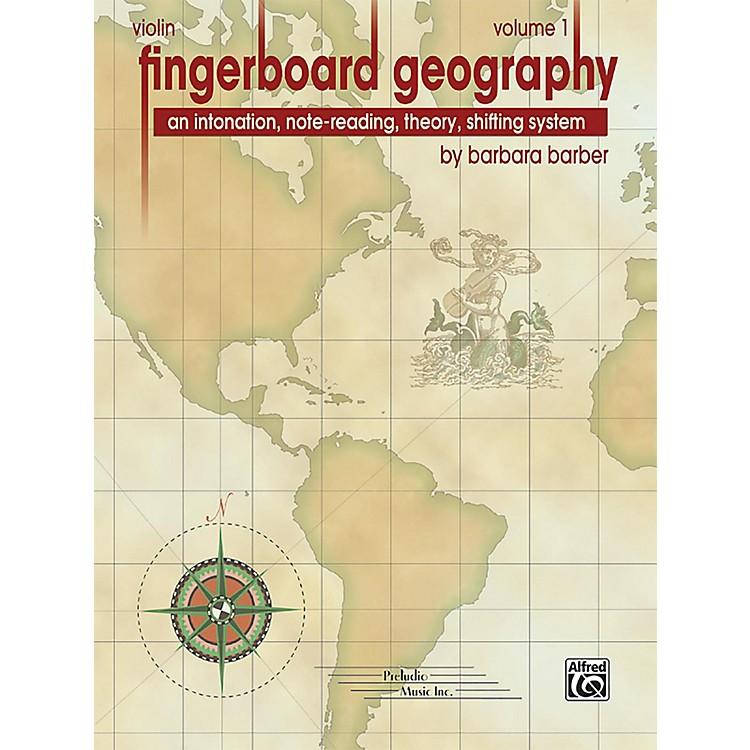 PRELUDIOFingerboard Geography for Violin, Volume 1