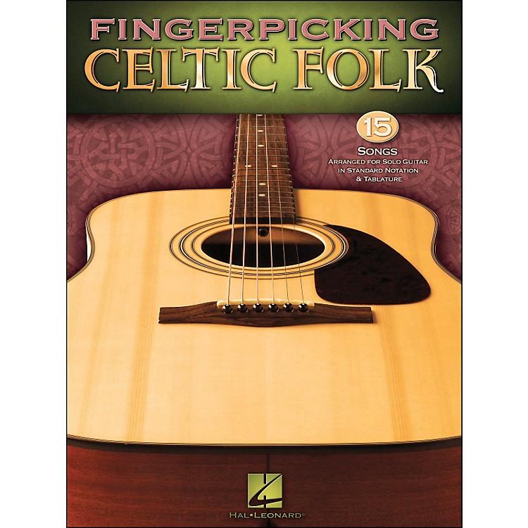Hal LeonardFingerpicking Celtic Folk - 15 Songs Arr. for Solo Guitar In Standard Notation & Tab