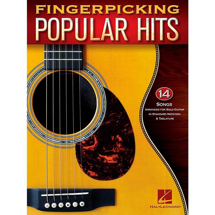 Hal LeonardFingerpicking Popular Hits - 15 Songs Arr. For Solo Guitar in Standard Notation & Tab