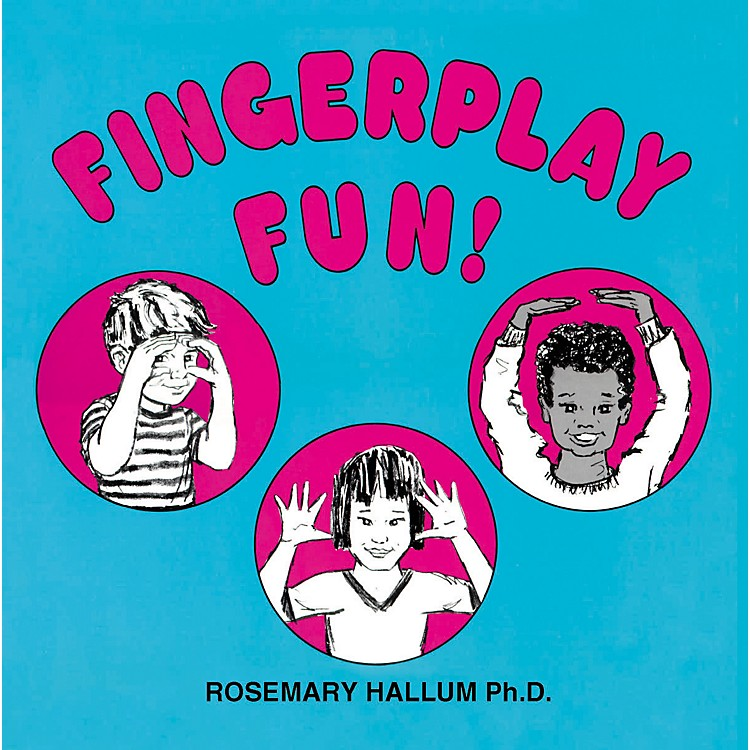 Educational Activities Fingerplay Fun Cd