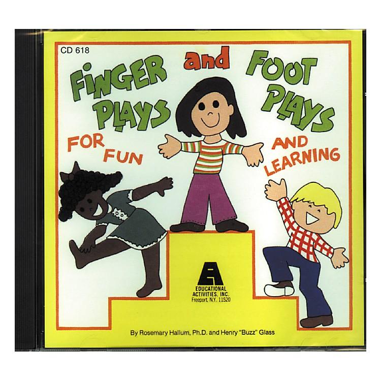 Educational ActivitiesFingerplays and FootplaysCd