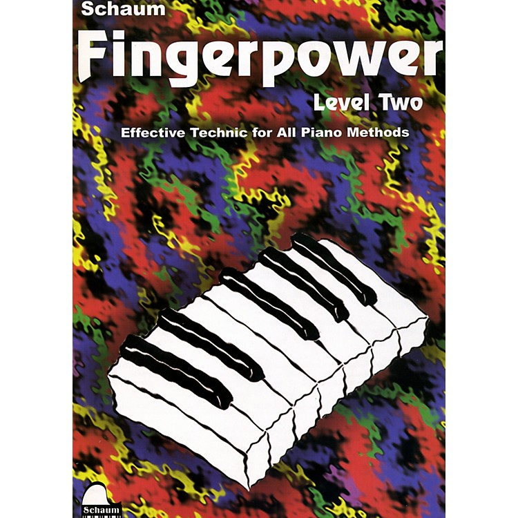 Alfred Fingerpower Book Level 2